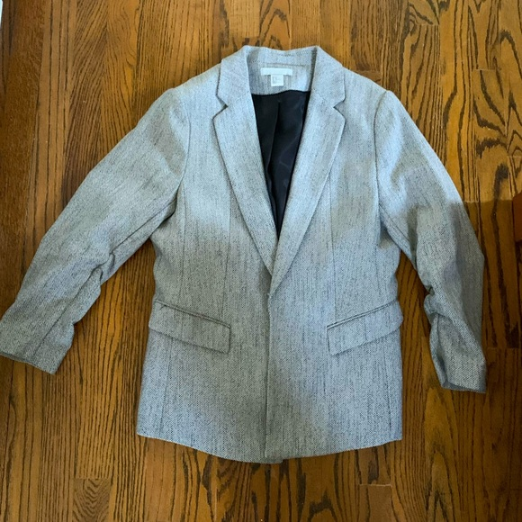 Women's lined blazer from H&M